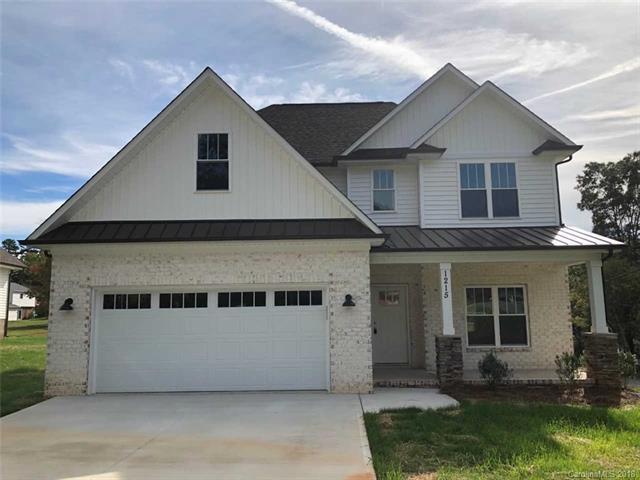 1215 Robinhood Lane #60, Kannapolis, NC 28081 (#3444127) :: Exit Mountain Realty
