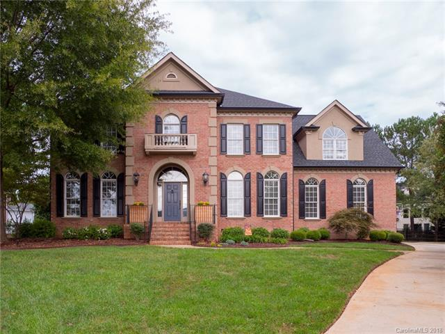 10209 Bailes Court, Huntersville, NC 28078 (#3444223) :: The Temple Team