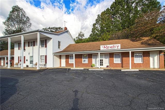 671 E Court Street, Marion, NC 28752 (#3444582) :: Exit Mountain Realty