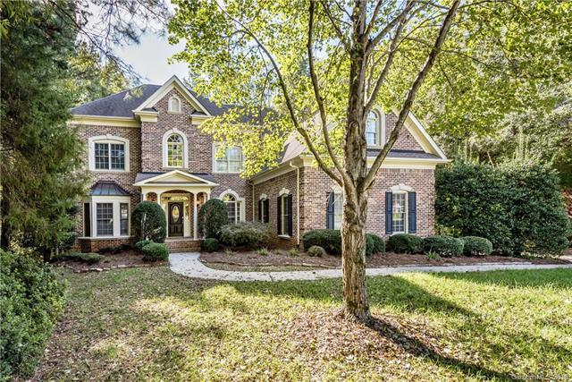 3414 Fawn Hill Road, Matthews, NC 28105 (#3444816) :: Exit Mountain Realty