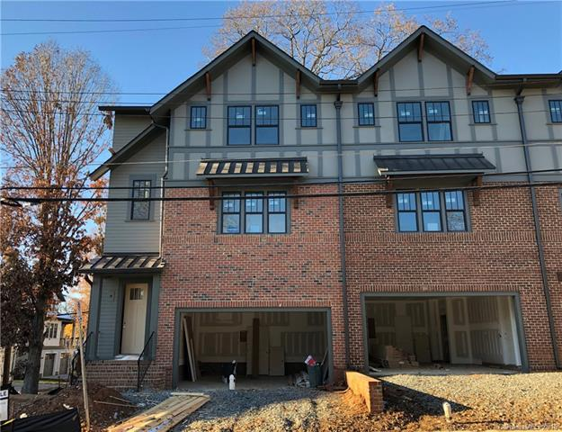 344 S Torrence Street #3, Charlotte, NC 28204 (#3444851) :: MartinGroup Properties