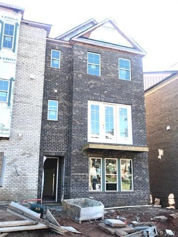 1316 E Woodlawn Road Tmp 6, Charlotte, NC 28209 (#3445000) :: High Performance Real Estate Advisors