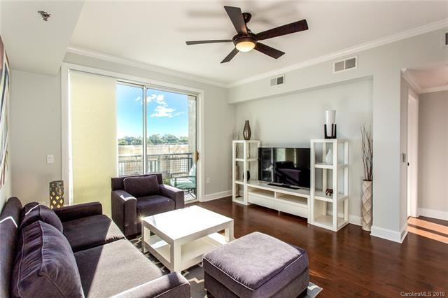 1315 East Boulevard #613, Charlotte, NC 28203 (#3445765) :: The Ramsey Group