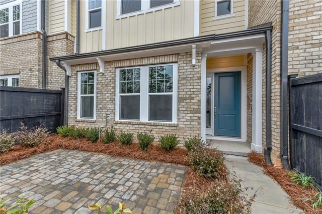 10038 Wayfair Meadow Court Th 15, Charlotte, NC 28277 (#3446070) :: Odell Realty