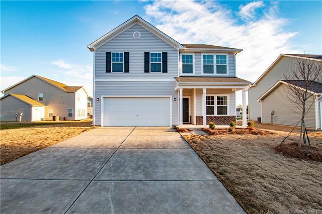 855 Georgia Oak Lane #142, Landis, NC 28088 (#3446169) :: Exit Mountain Realty