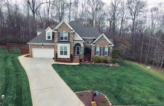 113 Pine Bluff Court, Mount Holly, NC 28120 (#3446476) :: The Andy Bovender Team