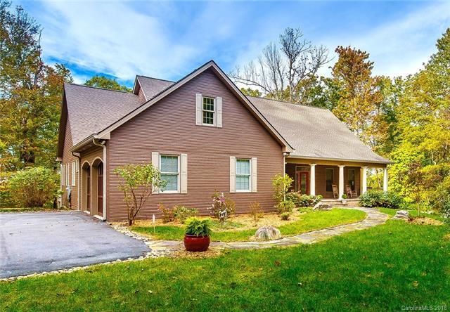 1023 Knob Road, Pisgah Forest, NC 28768 (#3446905) :: Puffer Properties