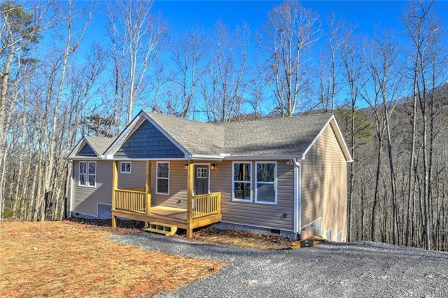 135 Blossom Ridge #23, Leicester, NC 28748 (#3446976) :: Exit Mountain Realty