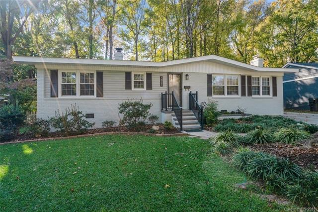 1021 Dresden Drive, Charlotte, NC 28205 (#3447038) :: Exit Mountain Realty