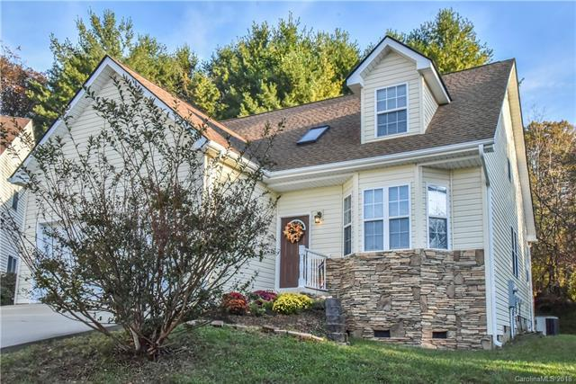 68 Woodcreek Circle, Swannanoa, NC 28778 (#3447331) :: High Performance Real Estate Advisors