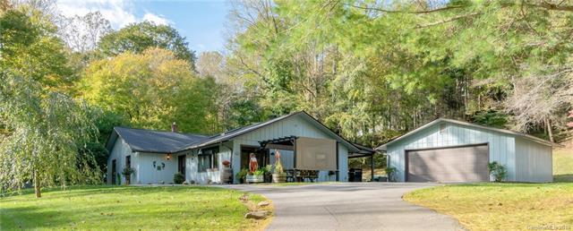 63 Laurel Branch Road, Maggie Valley, NC 28751 (#3447536) :: MECA Realty, LLC
