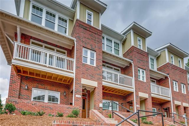 110 Summit Avenue #37, Charlotte, NC 28208 (#3447842) :: Roby Realty