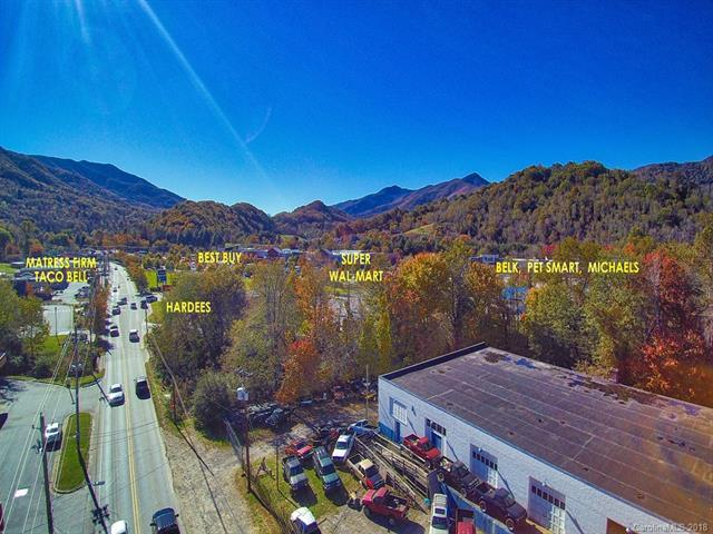 1940 South Main Street, Waynesville, NC 28786 (#3448763) :: The Ramsey Group