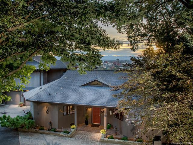 9 Skyview Place, Asheville, NC 28804 (#3449398) :: Exit Mountain Realty