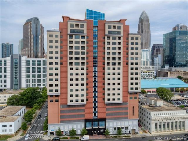 222 S Caldwell Street #1803, Charlotte, NC 28202 (#3449569) :: The Temple Team