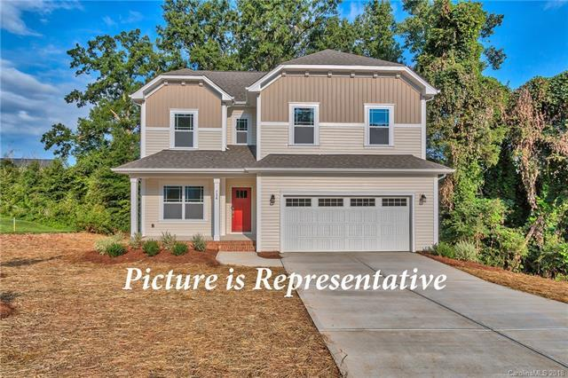 2623 Polk And White Road #1, Charlotte, NC 28269 (#3449940) :: The Ramsey Group