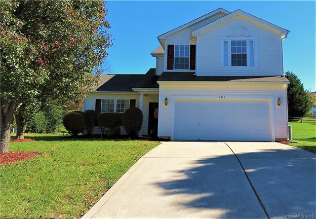 6841 Blake Brook Drive, Concord, NC 28025 (#3450790) :: Stephen Cooley Real Estate Group