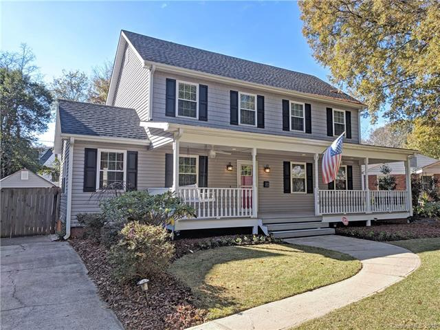 2510 Kingsbury Drive, Charlotte, NC 28205 (#3450845) :: Exit Mountain Realty