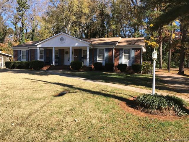 1203 Berkshire Drive, Kannapolis, NC 28081 (#3451289) :: Zanthia Hastings Team