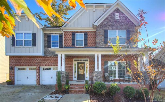 2209 Deer Meadows Drive, Waxhaw, NC 28173 (#3451552) :: Exit Mountain Realty