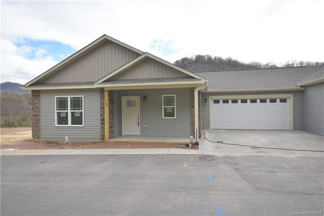 168 February Lane Lot # 18A, Waynesville, NC 28785 (#3451965) :: Odell Realty