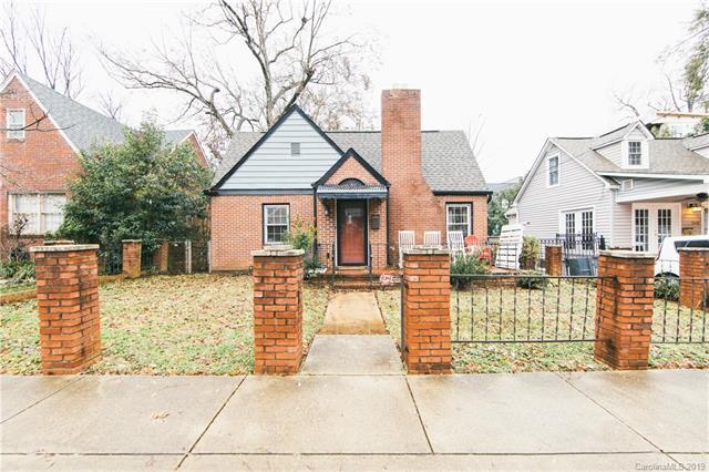 254 Victoria Avenue, Charlotte, NC 28202 (#3452074) :: High Performance Real Estate Advisors
