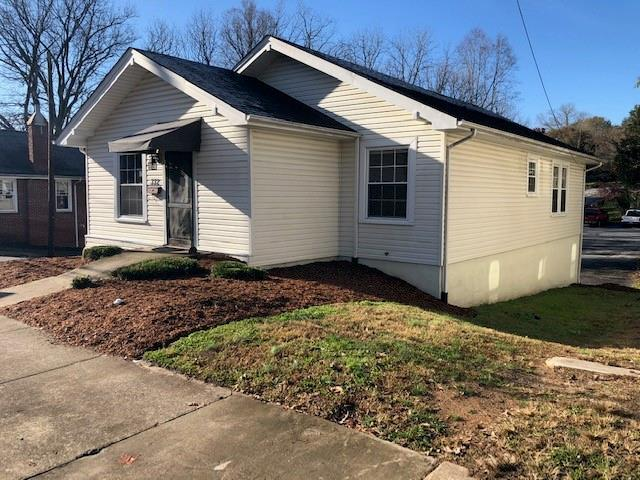 332 Mulberry Street SW, Lenoir, NC 28645 (#3453054) :: Odell Realty