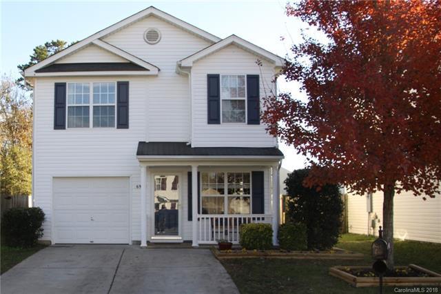 6918 Maddox Court #83, Charlotte, NC 28269 (#3453281) :: Cloninger Properties