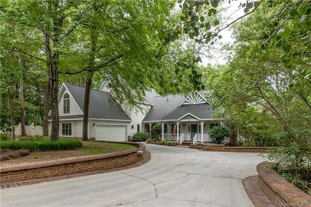 601 Bennington Place, Charlotte, NC 28211 (#3453307) :: High Performance Real Estate Advisors