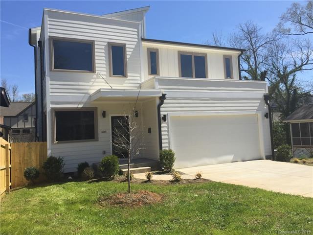 405 Eli Street, Charlotte, NC 28204 (#3454533) :: Scarlett Real Estate