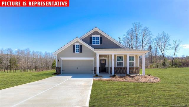 3711 Norman View Drive #123, Sherrills Ford, NC 28673 (#3454828) :: Odell Realty