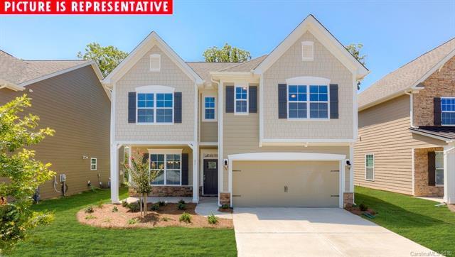 2318 Red Birch Way Lot 38, Concord, NC 28027 (#3454999) :: Team Honeycutt