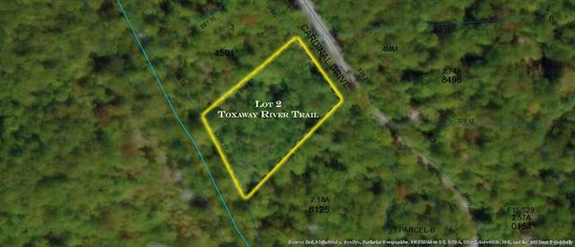 Lot 2 Cardinal Drive #2, Lake Toxaway, NC 28747 (#3455041) :: Exit Mountain Realty