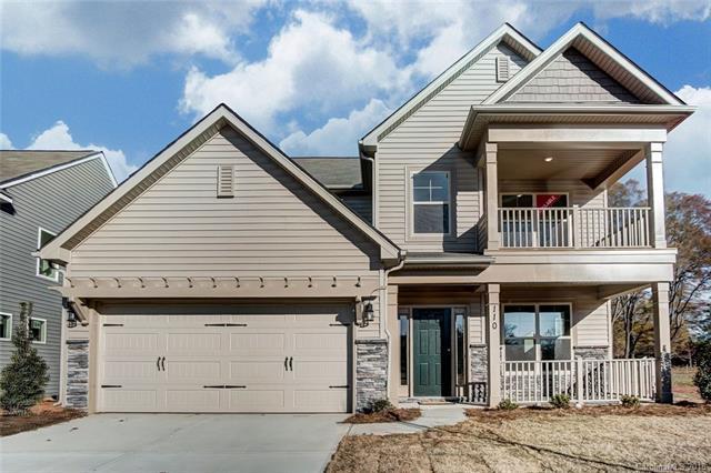 110 Buxton Drive Lot 3, Mooresville, NC 28115 (#3455086) :: LePage Johnson Realty Group, LLC