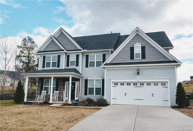 2361 Fairport Drive, Concord, NC 28025 (#3455126) :: Exit Mountain Realty