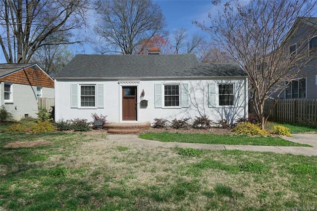 2913 Manor Road, Charlotte, NC 28209 (#3455750) :: High Performance Real Estate Advisors