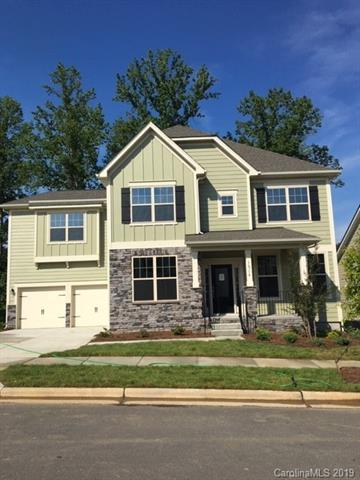 16714 Setter Point Lane Lot 38, Davidson, NC 28036 (#3455779) :: Robert Greene Real Estate, Inc.
