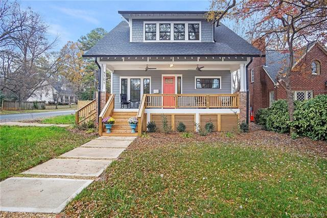 3701 Commonwealth Avenue, Charlotte, NC 28205 (#3455878) :: Homes Charlotte