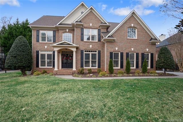 9408 Copans Glen Lane, Huntersville, NC 28078 (#3456334) :: Exit Mountain Realty