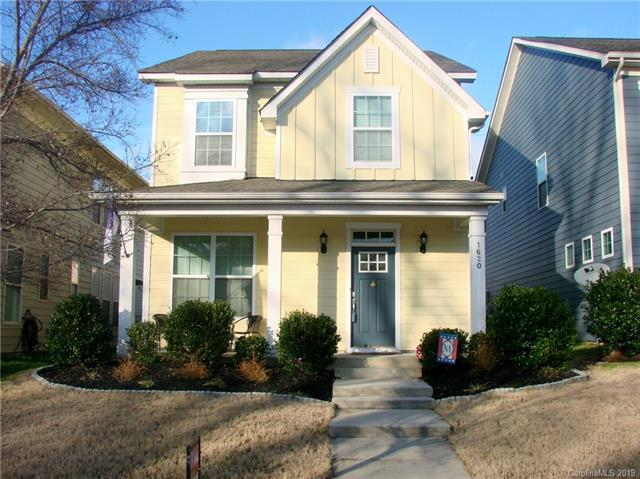 1620 Woodward Avenue, Charlotte, NC 28206 (#3456371) :: MartinGroup Properties