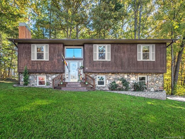 26 Tall Oaks Road, Candler, NC 28715 (#3456425) :: Exit Mountain Realty