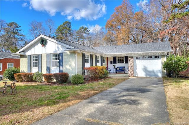4111 Windemere Lane, Charlotte, NC 28211 (#3456530) :: High Performance Real Estate Advisors