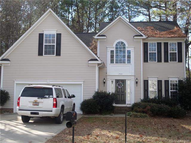 755 Sunset Point Drive #102, Rock Hill, SC 29732 (#3456911) :: MartinGroup Properties