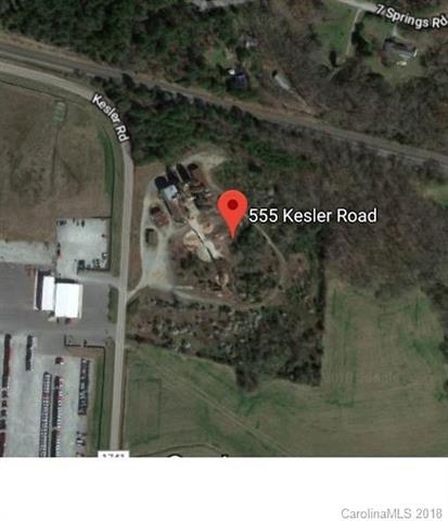 555 Kesler Road, Cleveland, NC 27013 (#3457036) :: Homes Charlotte