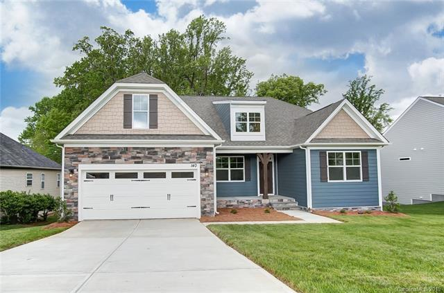 140 Bushney Loop Lot 44, Mooresville, NC 28115 (#3457319) :: MartinGroup Properties