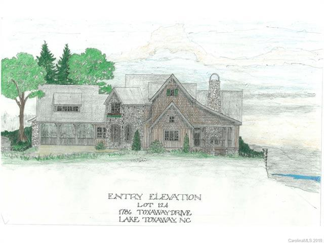 1786 Toxaway Drive Tm124, Lake Toxaway, NC 28747 (#3457354) :: Washburn Real Estate