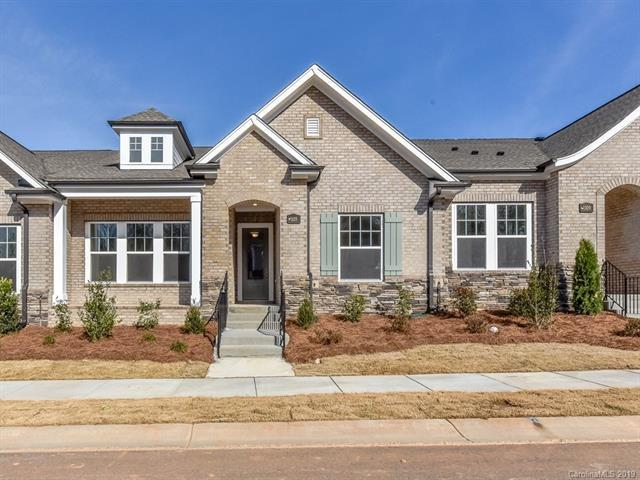 1105 Greenbridge Drive #85, Matthews, NC 28105 (#3457417) :: The Ann Rudd Group
