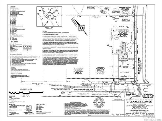 2635 Providence Road, Charlotte, NC 28211 (#3457545) :: Washburn Real Estate