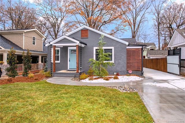 2316 Barry Street, Charlotte, NC 28205 (#3457673) :: David Hoffman Group