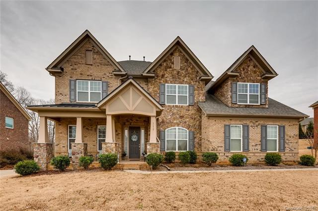 112 Gambrill Trail #17, Mooresville, NC 28115 (#3457927) :: Exit Mountain Realty
